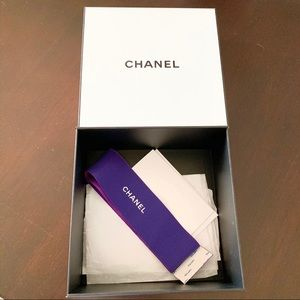 🖤Chanel Gift Storage Box